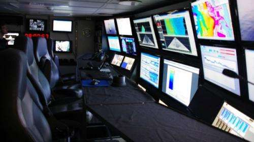 Research cruise delves into Perth Canyon's depths