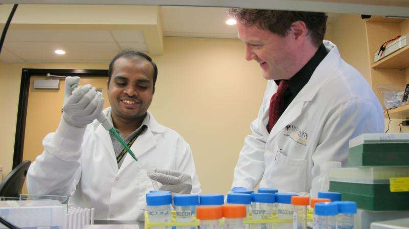 Researcher invents chemo delivery system that minimizes impact on healthy cells