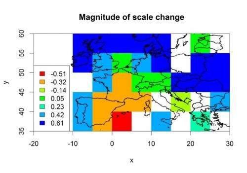 Research 'measures the pulse of planet Earth' to reveal hidden patterns of climate change