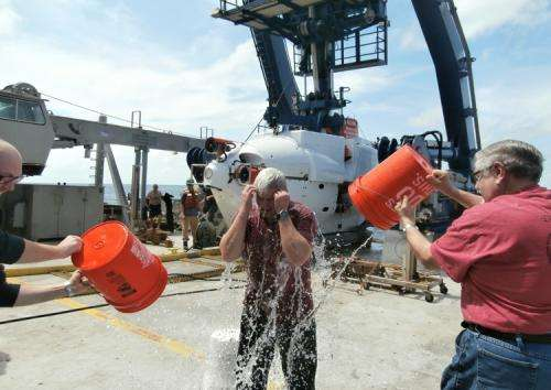 Research submersible Alvin completes depth certification to 4500 meters
