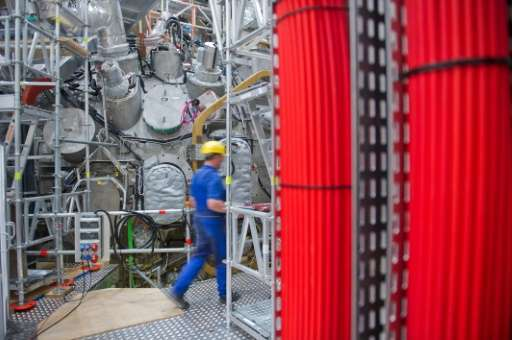 Scientists on December 10, 2015 reported a landmark success at the Max Planck Institute for Plasma Physics in Germany, where phy