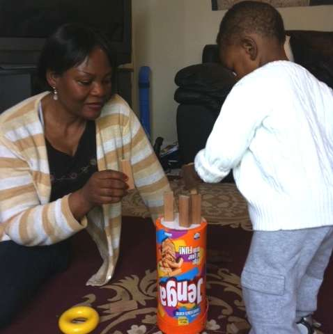 Simple strategies lead to improvements in 1 year-olds at risk for autism