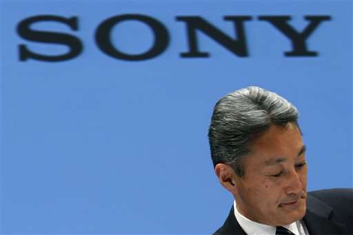 Sony plays to strengths in games, sensors as it vows revival