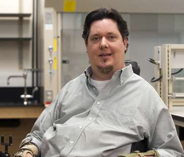 Startup commercializes assistive wheelchair technology, develops first prototype