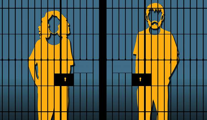 Study finds gender disparities for inmates with HIV
