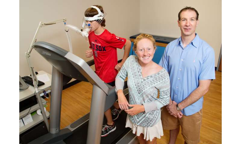 Study links cardiorespiratory fitness, thinner gray matter and better math skills in kids