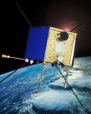 Study of atmospheric 'froth' may help GPS communications