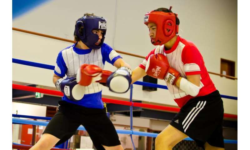 Taking the hard knocks out of boxing to make the sport safer