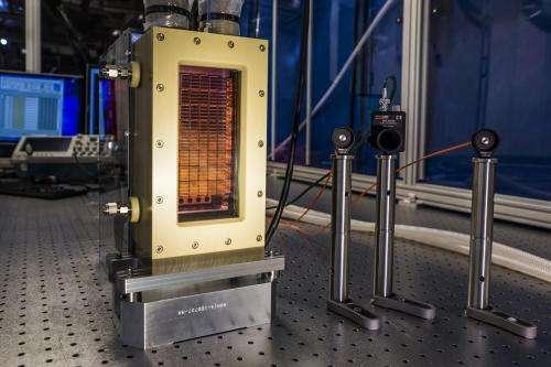 Team deploys world's highest peak-power laser diode arrays