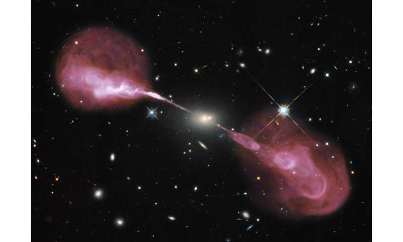 The dark side of galactic radio jets