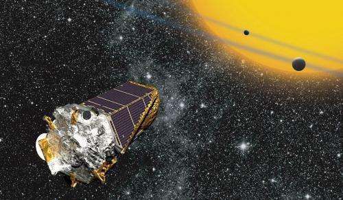 The tools needed to seek out new worlds in space