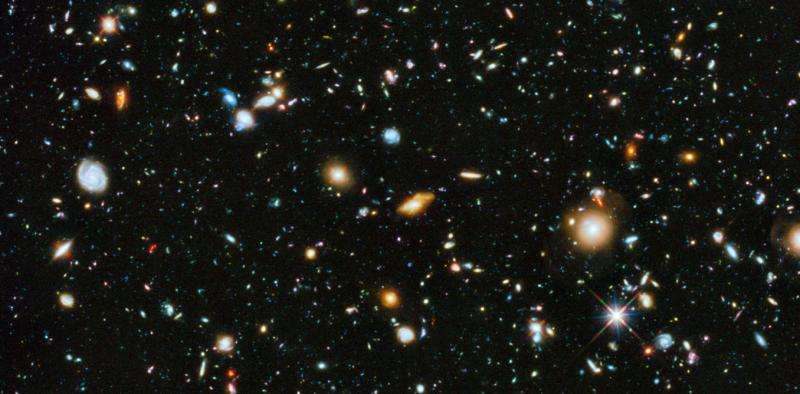 The universe's resolution limit—why we may never have a perfect view of distant galaxies