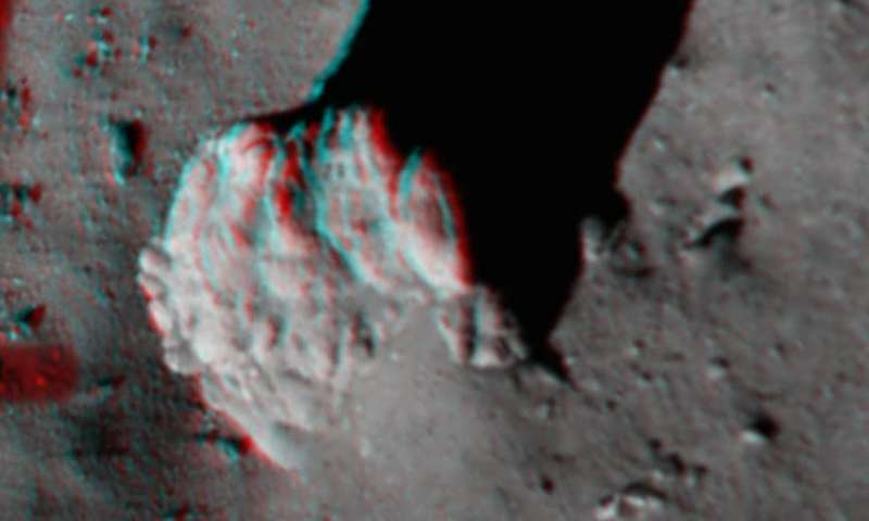 T-minus 12 days to perihelion, Rosetta's comet up close and in 3D