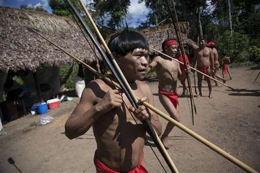 Unprecedented germ diversity found in remote Amazonian tribe