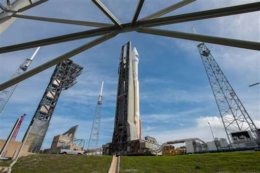 US space station delivery on tap after  8-month stoppage
