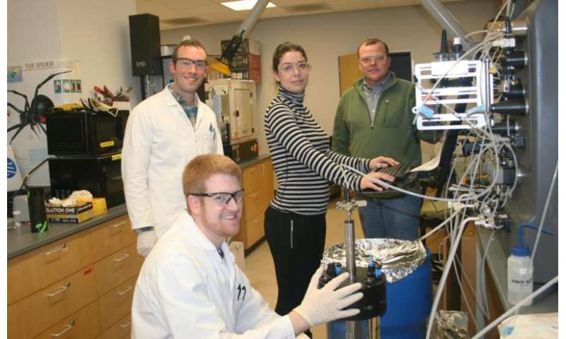 Utah State University researchers say aqueous method solution to synthetic silk output roadblock