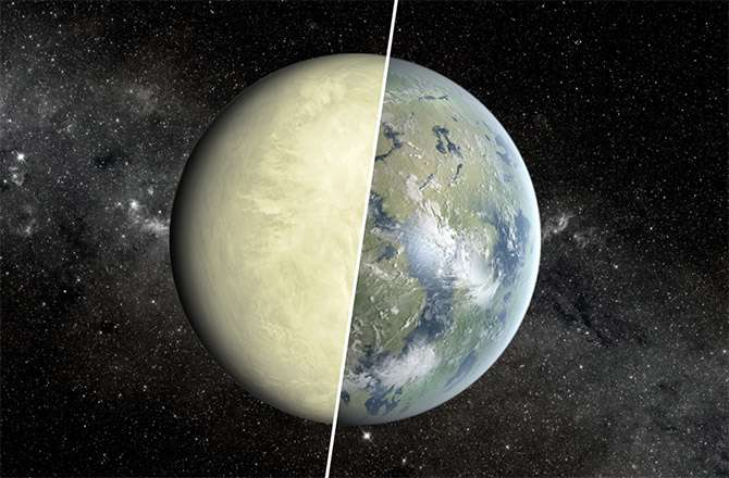 """""""Venus zone"""" narrows search for habitable planets"""