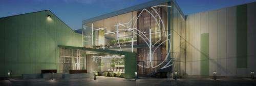 Vertical farming will produce edible greens in Newark