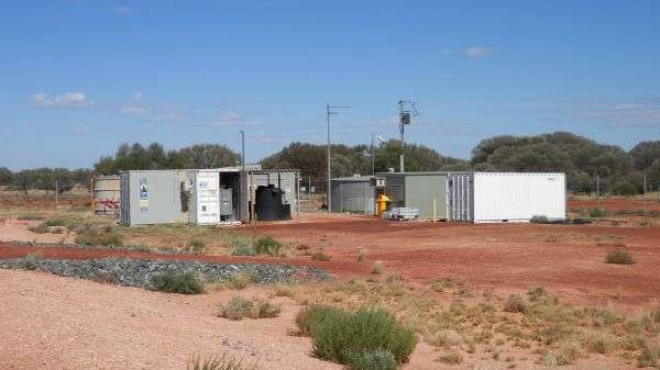 Water plant upgrade quenches Wiluna's thirst