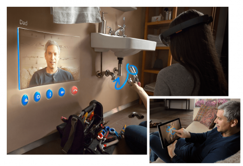 With HoloLens, the future of reality is augmented