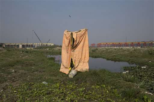 World Bank approves $1.5 billion loan for toilets in India