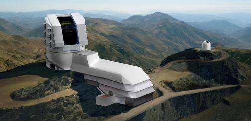 World's most powerful camera receives funding approval