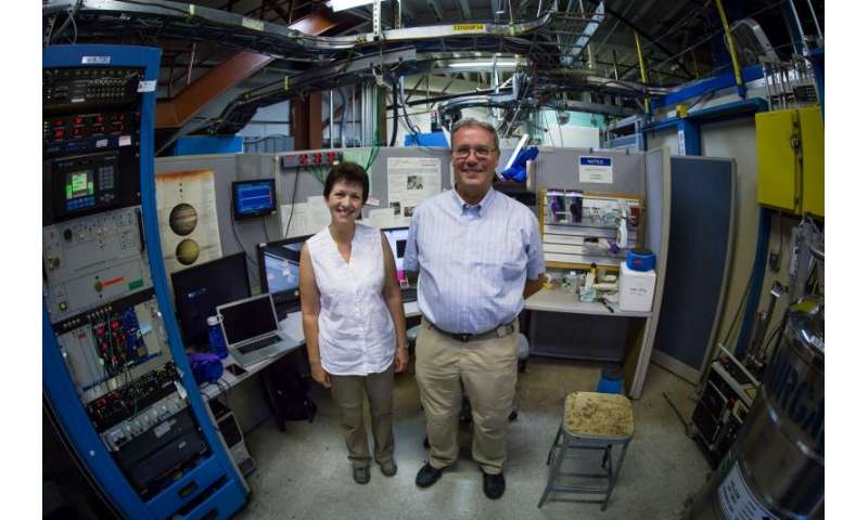 X-ray duo's research helps launch human trial for treatment of arsenic poisoning