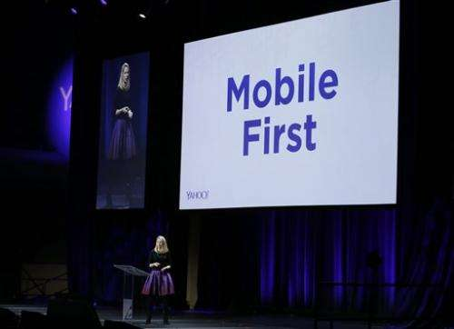 Yahoo seeking to harvest ad revenue from other mobile apps