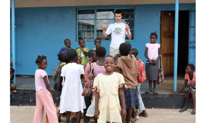 Zambian children report happiness levels on par with Canadian counterparts: UBC study
