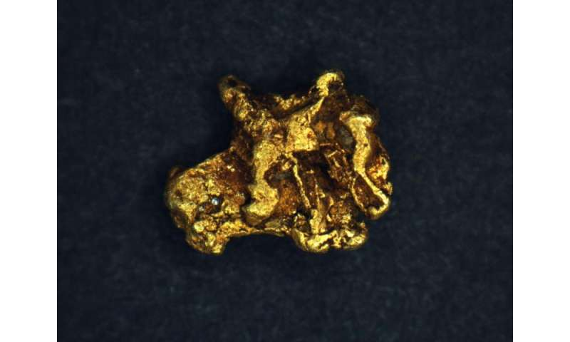 Archaeologists discover evidence of prehistoric gold trade route