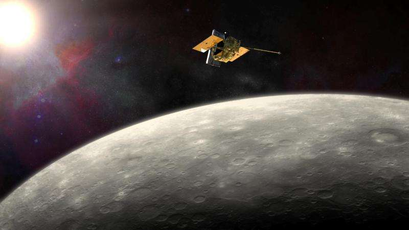 NASA spacecraft achieves unprecedented success studying Mercury