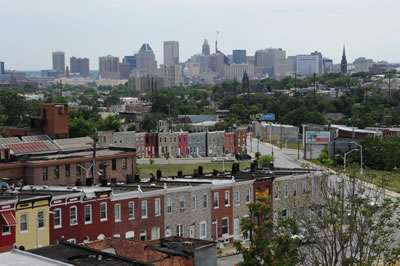 New approach to urban ecology emerges from Forest Service research in Baltimore