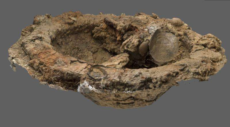 New technology allows archaeologists to easily map excavation sites in 3D