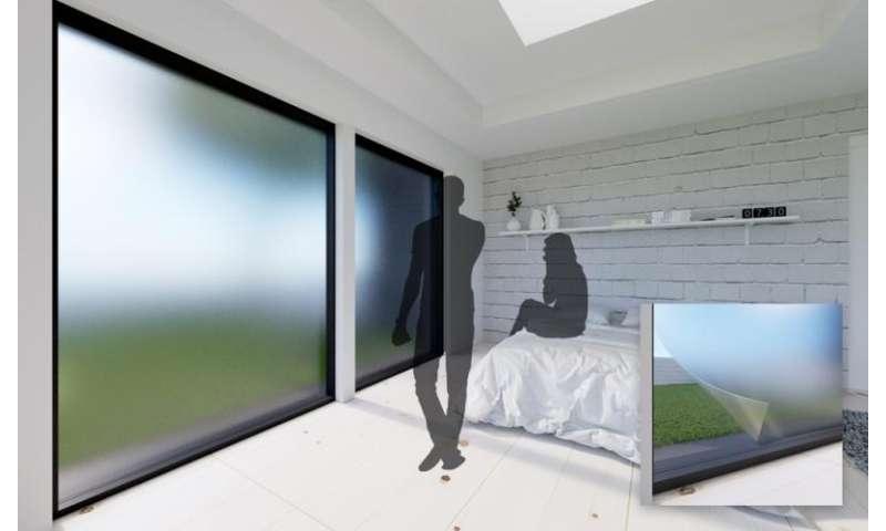 University of Cincinnati, industry partners develop low-cost, 'tunable' window tintings