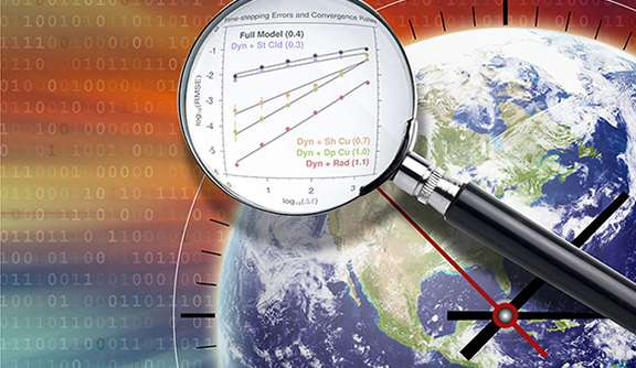 New technique targets numerical errors related to time evolution in weather and climate models