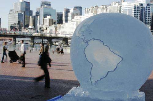 30 years of above-average temperatures means the climate has changed