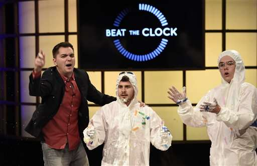 A 'Beat the Clock' for the YouTube generation