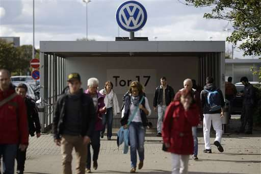 Analysis: Dozens of deaths likely from VW pollution dodge
