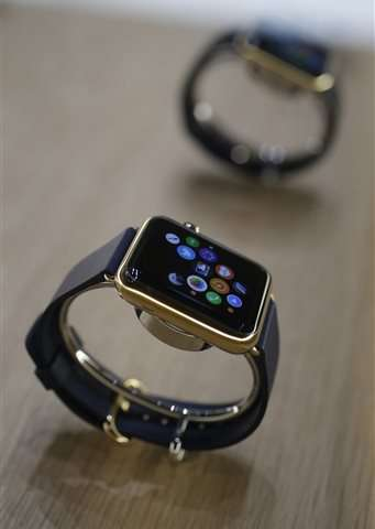 Apple Watch options: 54 combinations of case, band, size