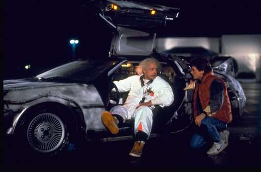 'Back to the Future' fans transform town into Hill Valley