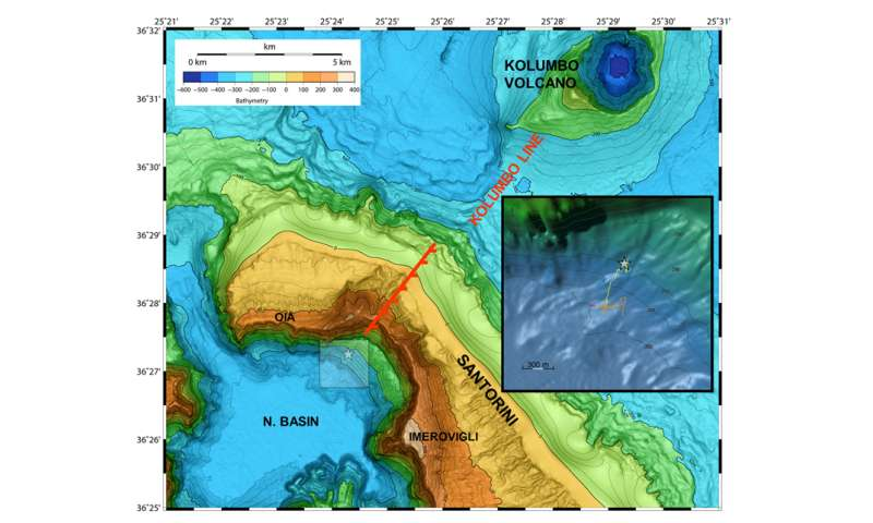 Carbon dioxide pools discovered in Aegean Sea