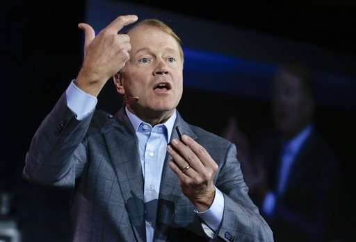 Cisco CEO Chambers to step down, Robbins named successor