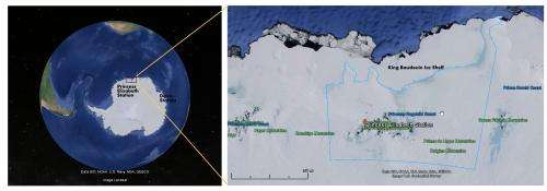 Did a House-Sized Meteorite Create This Mysterious Circle in Antarctica?