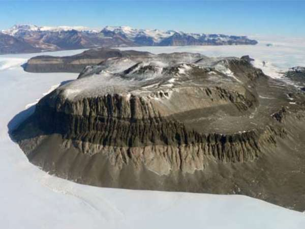 East Antarctic Ice Sheet has stayed frozen for 14 million years