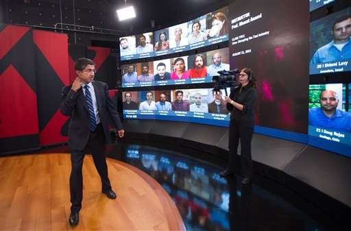 Harvard launches 'virtual classroom' for students anywhere