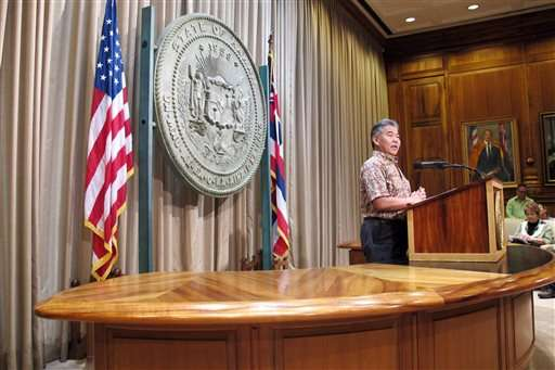 Hawaii governor: Telescope can continue, but changes needed