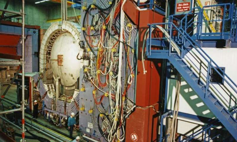 HERA experiments H1 and ZEUS publish most precise picture of the proton