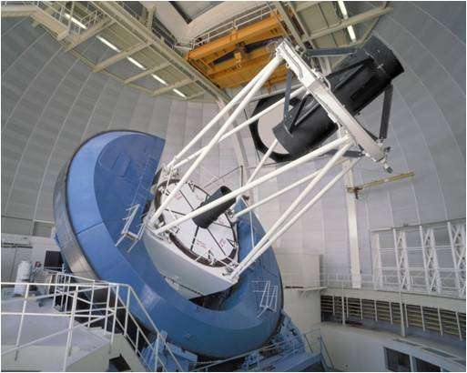 How a new telescope will measure the expansion of the universe
