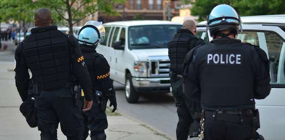 Law Enforcement Ranks >> Law Enforcement Ranks Anti Government Extremism As Most