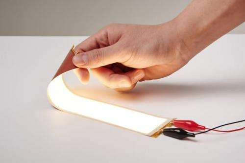 LG Chem ups bending radius in OLED lighting milestone